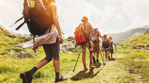 El senderismo te hace más saludable