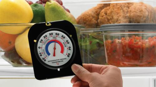 Cómo almacenar tus alimentos de forma segura